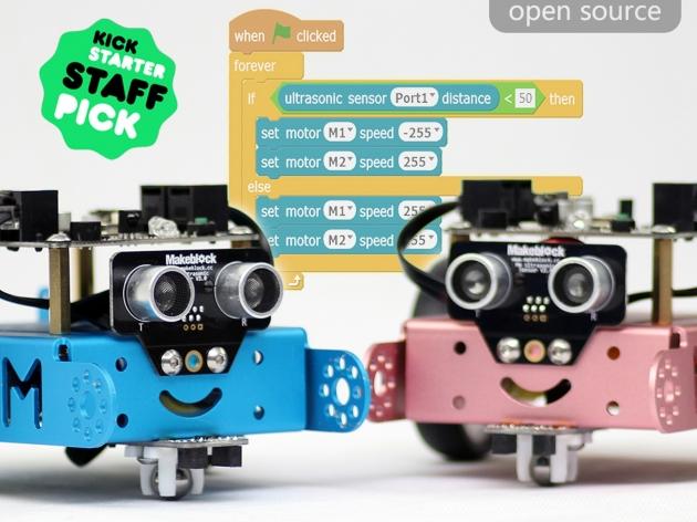 mBot 機器人 1