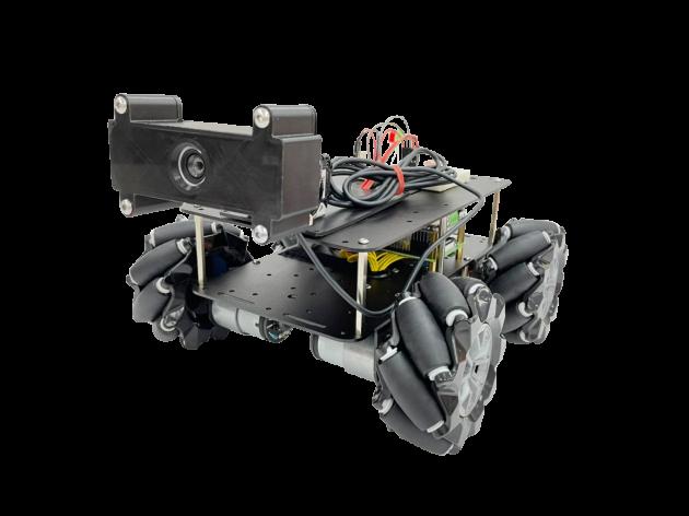 AI智慧機器人(ROS系統) 1